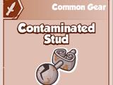 Contaminated Stud
