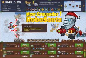 TNBCRoboSanta Screen