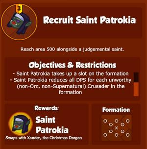 HPPRecruitSaintPatrokia