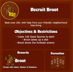 Recruitbroot