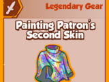Painting Patron's Second Skin