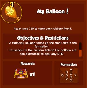 COSMyBalloon