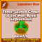 Three-Leafed Crown of the Non-Royal Leprechaun (Legendary) Thumbnail