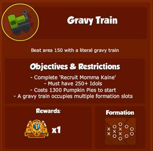 KDD GravyTrain