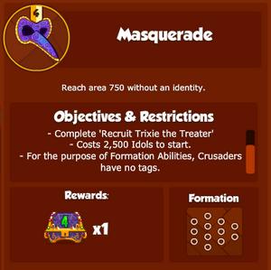 ENMMasquerade