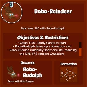 Robo-Reindeer