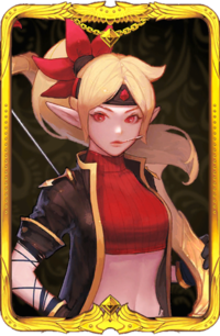 Demon Archer SigrunaArt