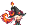 Shasha, Witch of Fire