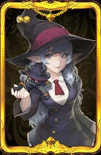 Black Witch DorothyArt