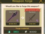 Soulbound Weapon