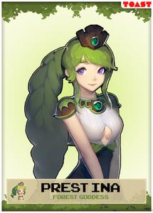 女神-普蕾絲緹娜(大)