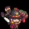 Captain B. Sworden