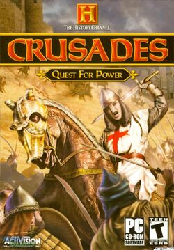 Crusades quest for power