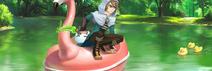 Scale BoatRide Human