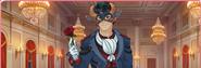 Garret masquerade