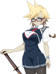 SEIFUKU girl claudia neutral