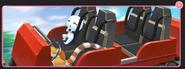 Anon coaster animal