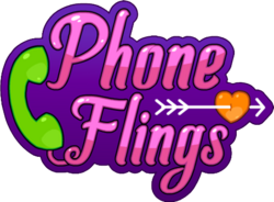 Phone Flings logo