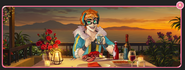 Anon dinner date