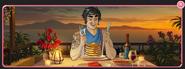 Garret dinner date