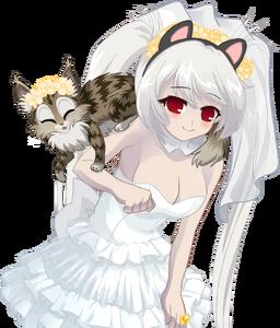 WEDDING girl quill likesyou