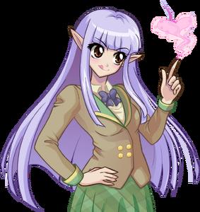 SEIFUKU girl luna likesyou