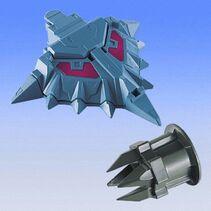 Heavy Spike Force GBS