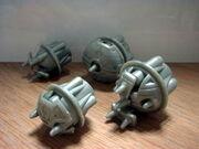 Armored Wheel S