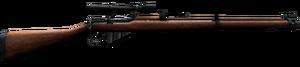 Rifle worldmodel