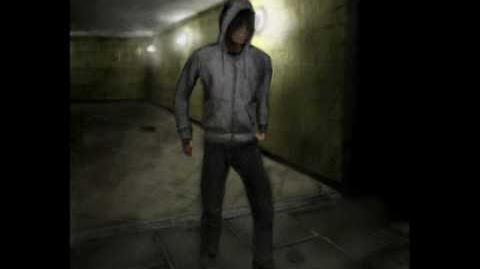 Cry of fear - watercorridor