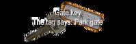 640 gatekey check