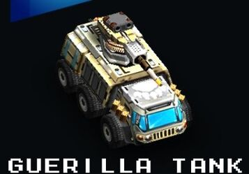 Guerilla Tank