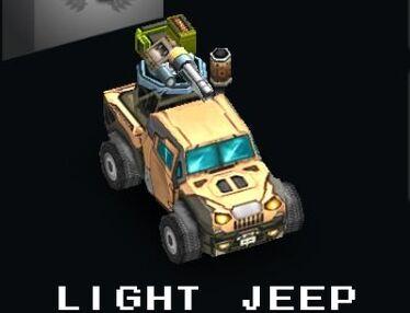 Light Jeep