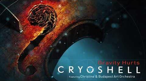 Cryoshell - Gravity Hurts (ft. Christine Lorentzen Budapest Art Orchestra)