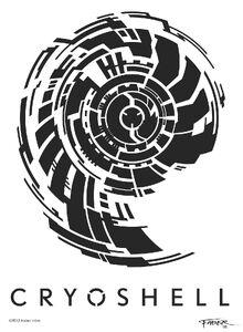 Cryoshell logo