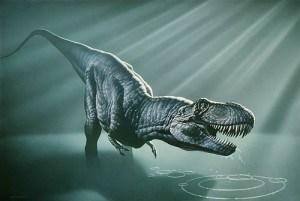 Tyrannosaurus rex-300x201