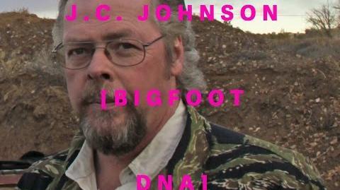 Emc=Q 015 - J.C. JOHNSON Bigfoot DNA Confirmed Crypto-Hunter