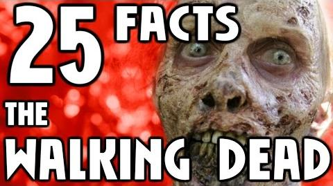 25 Must Know Facts About THE WALKING DEAD