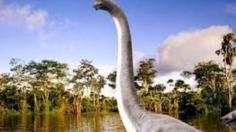 MOKELE MBEMBE The Last Living Dinosaurs - World Documentary Films