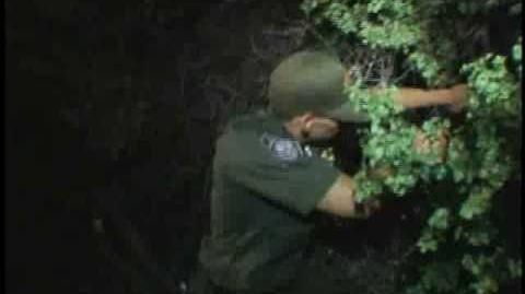 Lost Tapes - Park police investigate near attack scene