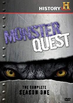 MonsterQuest DVD cover