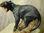 Black Thylacoleo model two