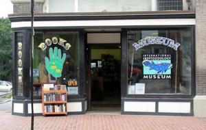 Cryptozoology Museum, Maine - exterior