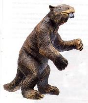 Bullyland Megatherium