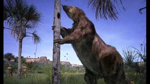 Giant Ground Sloth sounds