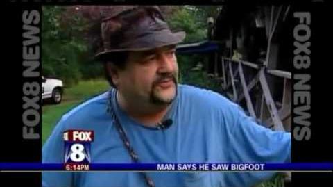 BigFoot Sighting in rural NC