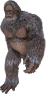 Gigantopithecus in ark