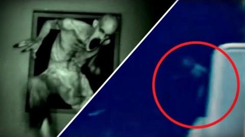 5 Terrifying GHOSTS Caught on Camera