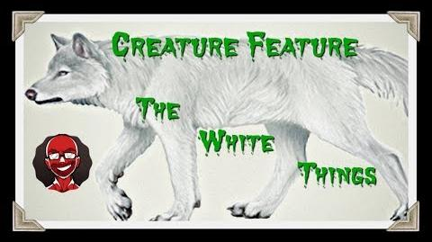 Creature Feature The White Things Of West Virginia