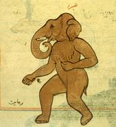 Elephant Humanoid